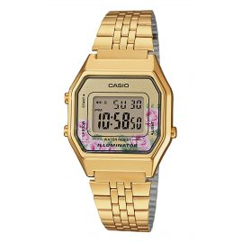 Casio LA680WEGA-4CEF Digital Ladies Watch