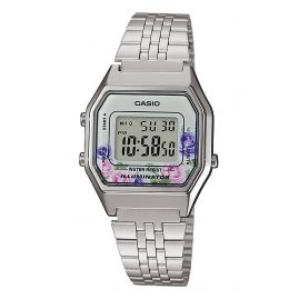 Casio LA680WEA-4CEF Retro Damen-Digitaluhr