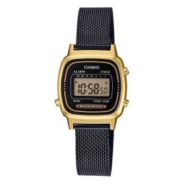 Casio LA670WEMB-1EF Retro Damen-Digitaluhr