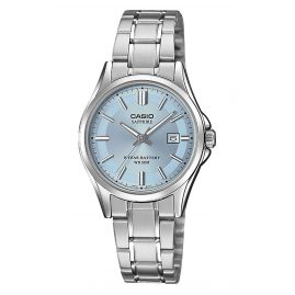 Casio LTS-100D-2A1VEF Ladies´ Wristwatch