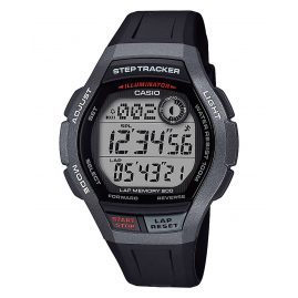 Casio WS-2000H-1AVEF Mens´ Watch Digital with Step Tracker