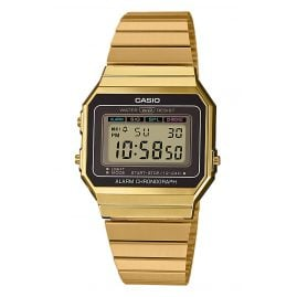 Casio A700WEG-9AEF Vintage Ladies´ Wristwatch