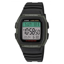 Casio W-96H-3AVEF Digital Watch