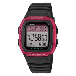 Casio W-96H-4AVEF Digital Wristwatch