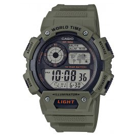 Casio AE-1400WH-3AVEF Digital Wristwatch