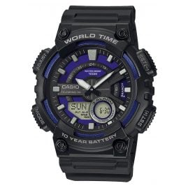 Casio AEQ-110W-2A2VEF AnaDigi Men's Watch