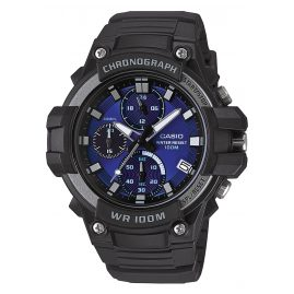 Casio MCW-110H-2A2VEF Men's Watch Chronograph