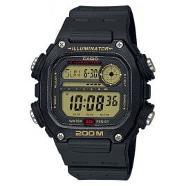 Casio DW-291H-9AVEF Collection Men's Wristwatch Digital Black