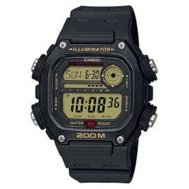 Casio DW-291H-9AVEF Collection Herren-Armbanduhr Digital Schwarz