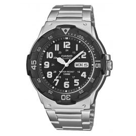 Casio MRW-200HD-1BVEF Collection Men's Watch Silver/Black