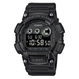 Casio W-735H-1BVEF Digital Herrenuhr Schwarz
