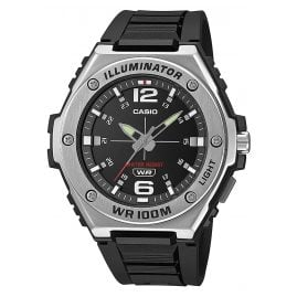 Casio MWA-100H-1AVEF Collection Herrenuhr Schwarz