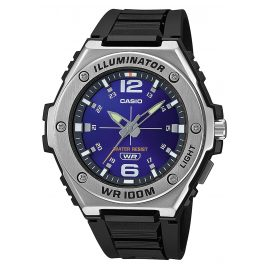 Casio MWA-100H-2AVEF Collection Men´s Watch Black/Blue