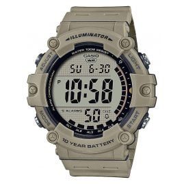 Casio AE-1500WH-5AVEF Collection Herrenuhr Digital Khaki