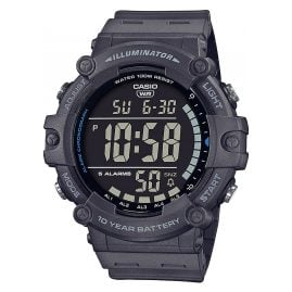 Casio AE-1500WH-8BVEF Collection Herrenuhr Digital Grau