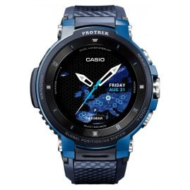 Casio WSD-F30-BUCAE Pro Trek Smart Outdoor Watch GPS Blue/Black
