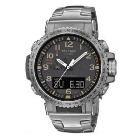 Casio PRW-50T-7AER Pro Trek Radio-Controlled Solar Watch Outdoor Watch