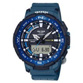 Casio PRT-B70-2ER Pro Trek Bluetooth Men's Watch Blue