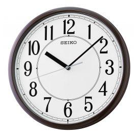Seiko QXA756B Wall Clock Brown / White 30 cm