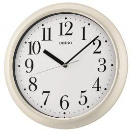 Seiko QXA787W Wall Clock Quartz White