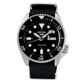 Seiko 5 Sports SRPD55K3 Men's Wristwatch Automatic