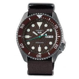 Seiko 5 Sports SRPD85K1 Automatic Wristwatch for Men