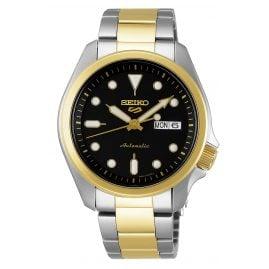 Seiko 5 Sports SRPE60K1 Men's Watch Automatic Two-Colour
