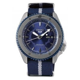 Seiko 5 Sports SRPF69K1 Automatic Men's Watch Sasuke Uchiha