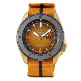 Seiko 5 Sports SRPF70K1 Men's Automatic Watch Naruto Uzumaki