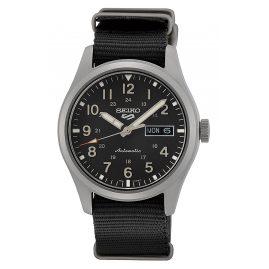 Seiko 5 Sports SRPG37K1 Herren-Armbanduhr Automatik Schwarz