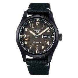 Seiko 5 Sports SRPG41K1 Herren-Armbanduhr Automatik Schwarz