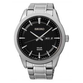 Seiko SNE363P1 Mens Solar Watch