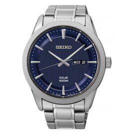 Seiko SNE361P1 Mens Solar Watch