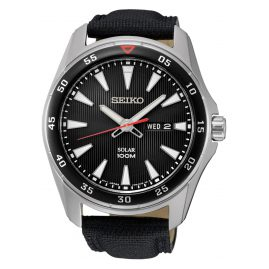 Seiko SNE393P2 Solar Mens Watch