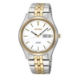 Seiko SNE032P1 Solar Mens Wristwatch