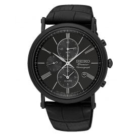 Seiko SNAF79P1 Premier Chronograph Mens Watch