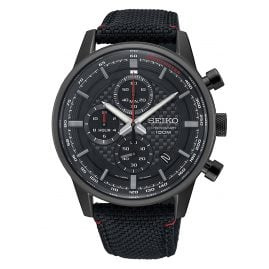 Seiko SSB315P1 Quartz Men's Wristwatch Chronograph