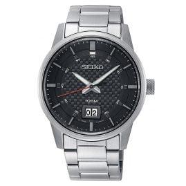 Seiko SUR269P1 Herren-Armbanduhr mit Großdatum