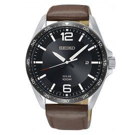 Seiko SNE487P1 Herren-Armbanduhr Solar