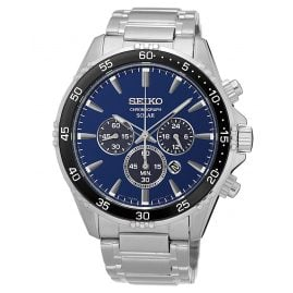 Seiko SSC445P1 Men´s Solar Watch Chronograph