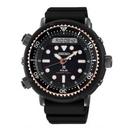 Seiko SNJ028P1 Prospex Sea Diver Men's Watch Solar