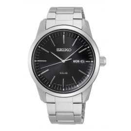 Seiko SNE527P1 Solar Men's Wristwatch