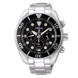 Seiko SSC757J1 Prospex Sea Solar Chronograph for Men