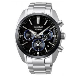 Seiko SSH053J1 Astron GPS Solar Men's Watch Dual Time