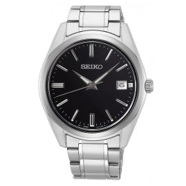 Seiko SUR311P1 Men's Watch with Sapphire Crystal black