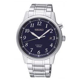 Seiko SKA777P1 Kinetic Men's Watch with Stainless Steel Bracelet