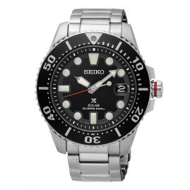 Seiko SNE551P1 Prospex Solar Diver Men's Diving Watch