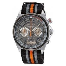 Seiko SSB403P1 Herren-Uhr Chronograph mit Natoband