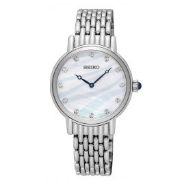 Seiko SFQ807P1 Ladies Quartz Watch