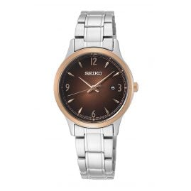 Seiko SXDH02P1 Quartz Women's Watch